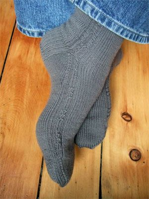 Ravelry: Java Socks pattern by Cailyn Meyer from Knitty 2011 ...