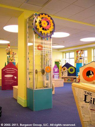 Lakewood Public Library | Lakewood, OH | Pinterest | Sensory wall
