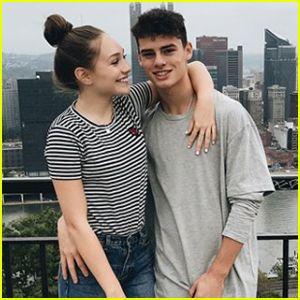Maddie boyfriend zieglers is who Maddie, Mackenzie