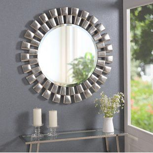 Astoria Grand Gazaway Tall Accent Wall Mirror With Images