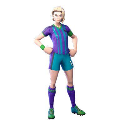 Fortnite Soccer Skins Png Transparent Soccer Girl Girls Soccer Black Girl Art