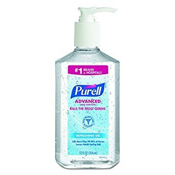 Purell 365912ct Advanced Instant Hand Sanitizer 12 Oz Pump