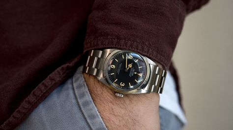 Announcing The 2015 HODINKEE Reader Survey: Answer These Few Questions, Win A Vintage Rolex Explorer