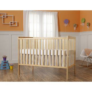 Wood Cribs You Ll Love Wayfair With Images Convertible Crib Baby Cribs Convertible Wood Crib