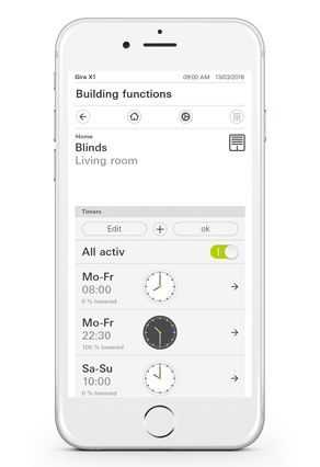 X1 Photos Mobile App >> Mobile Smart Home Control Your Building Technology With The