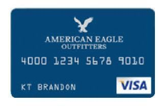 American Eagle Credit Card Login >> American Eagle Rewards Card Login American Eagle Rewards