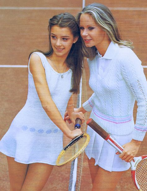 Tennis Clothing Leaflet to Crochet and by betrunkepenguin Tennis Wear, Le Tennis, Tennis Dress, Tennis Clothes, Tennis Outfits, Nike Clothes, Tennis Match, Sport Tennis, Picnic Outfits