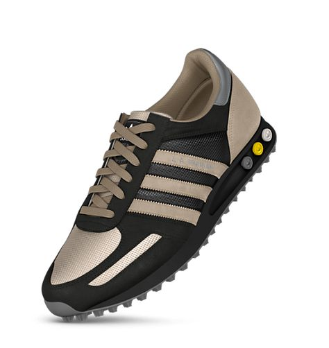 CUSTOMIZE ADIDAS LA TRAINER (With