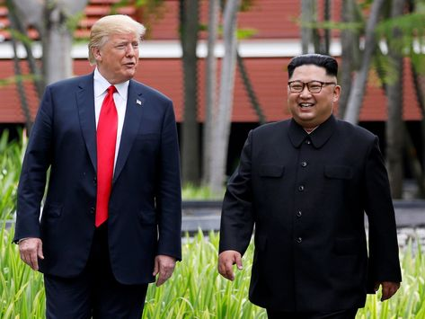 Journalists covering the Trump-Kim summit were given free USB fans  but security experts warn they may be trojan horses full of malware (AAPL)