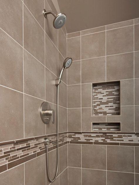 5 Ways to Get More Shower Space | Bathroom Design - Choose Floor Plan & Bath Remodeling Materials | HGTV