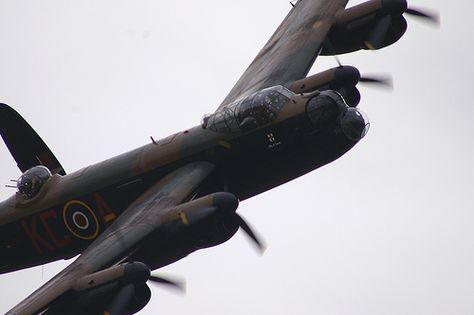 PA474 Low'n Fast  Coningsby - Lancaster Ass'n Day 2012