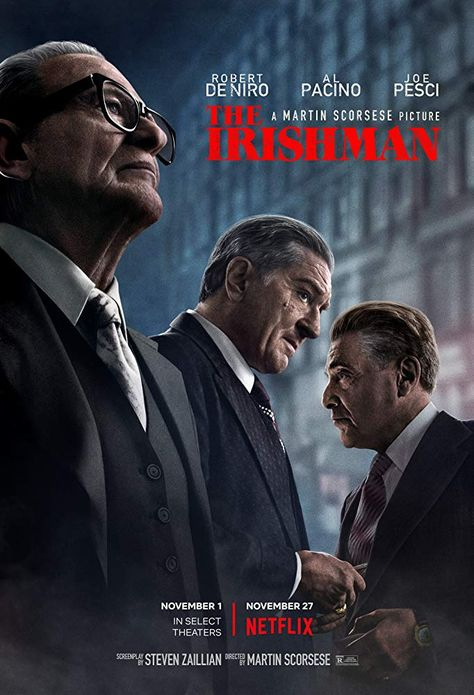 The Irishman (Movie Review)