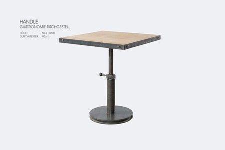 Tischgestell Stahl Und Edelstahl Tischgestelle Auf Mass In 2020