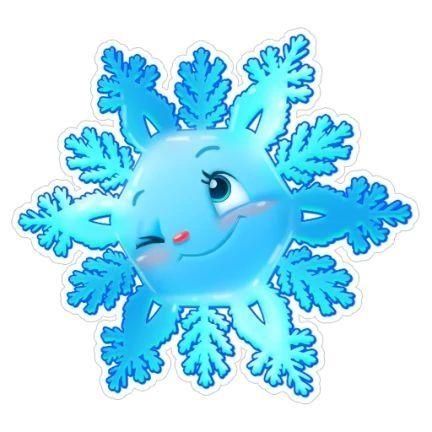 рыбка становится снежинки с рожицами картинки голове укладывается, что