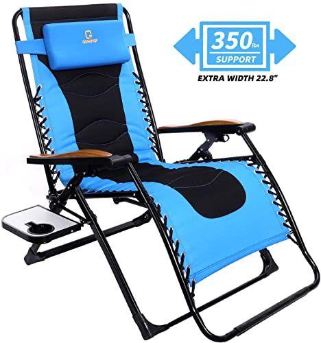 Buy Zero Gravity Recliner Chair Oversize Xl Folding Lawn Lounge