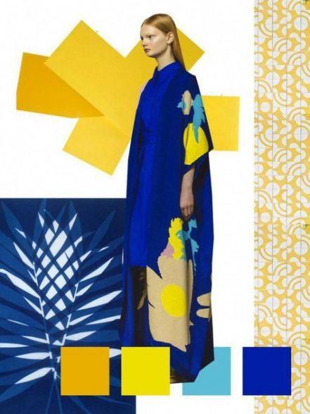 26 Ideas Fashion 2019 Spring Summer Mood Boards