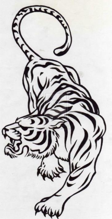Tattoo Designs Heart Simple 18 Ideas Tiger Tattoo Design Tribal Tattoos Feather Tattoos