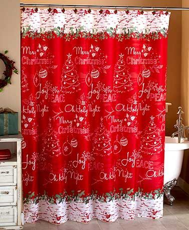 Chalkboard Look Holiday Bath Collection With Images Christmas