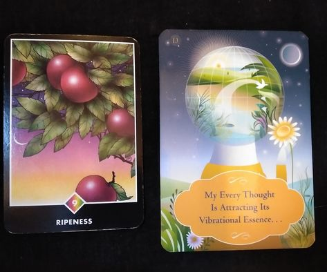 The nine of rainbows suggests that of your readiness to share your gifts with the world, just get into alignment and move forwards in the way you have been preparing for. Now is always the time. Just know that you are ready to move forwards, keep those thoughts in your mind and move forwards with confidence. Keep the Vibe High. Keep on shining xox #tarotreading #freereading #oshozen #abrahamhicks #lightwork #keeponshining #loveandlight #keepthevibehigh #crystalstar #starlightworkcircle #SLiCe