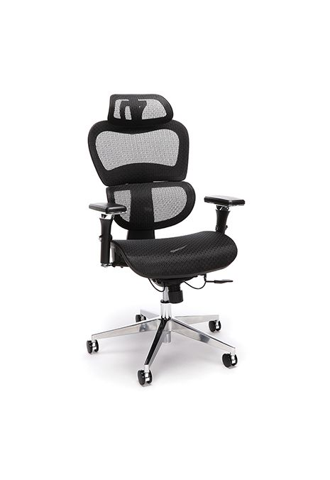 Model 540 Core Collection Ergo Mesh Office Chair With Head Rest In 2020 Mesh Office Chair Office Chair Headrest