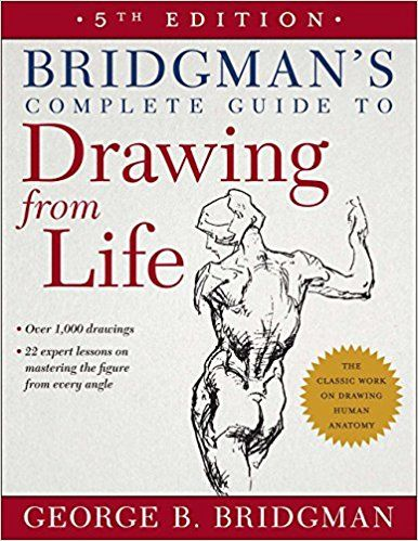 14 Best Figure Drawing Books for Beginners | drawing