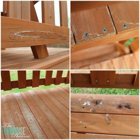 5 Easy Steps To Stain An Outdoor Structure Outdoor Structures