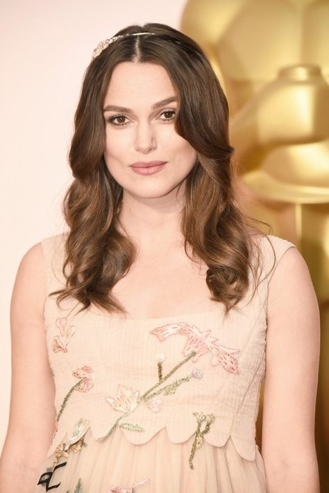Keira Knightley's Perfect Nude Pout