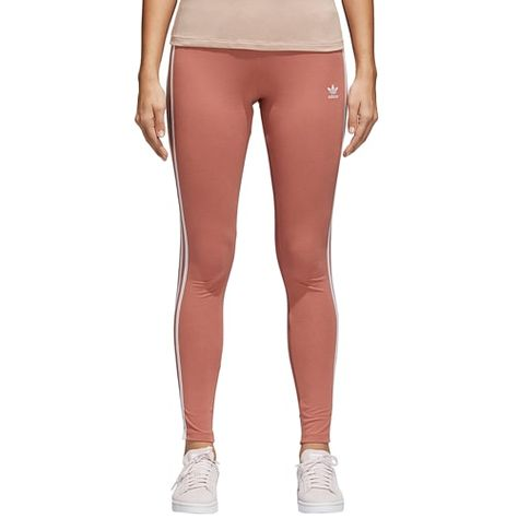 Adidas Womens MH 3 Stripe Leggings