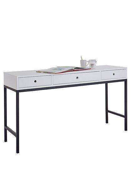 Schreibtisch Metallsockel Schreibtisch Schreibtisch Im Schlafzimmer Und Schreibtisch Schmal