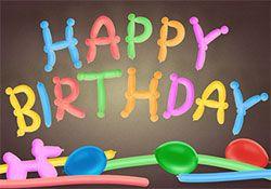 Birthday Ecards Animated Birthday Cards Jacquie Lawson Birthday Balloons Animated Birthday Cards Animated Greeting Cards