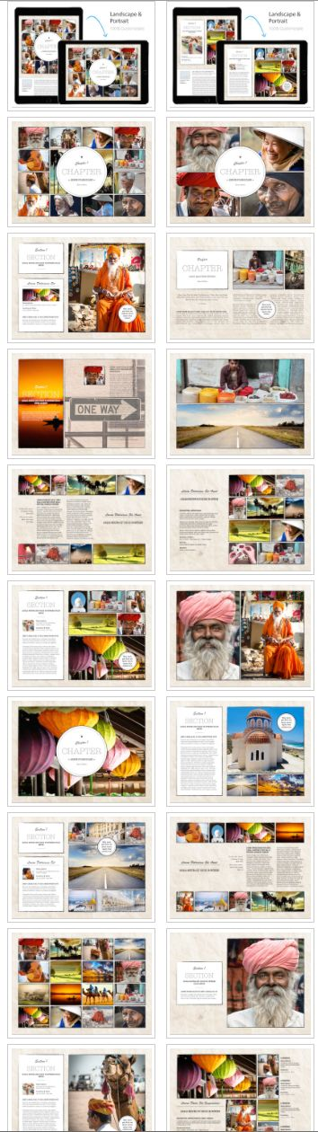 iBooks Author Templates (ibookstemplates) en Pinterest