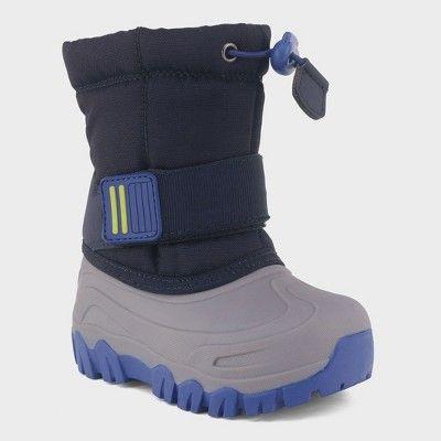 Boys winter boots, Toddler rain boots