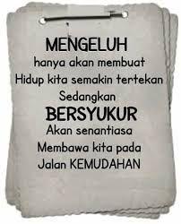 Download Wallpaper Kata Mutiara Tentang Hidup Bersyukur