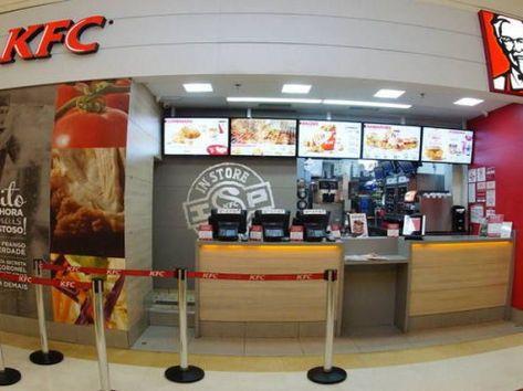 KFC #ChickenHouses