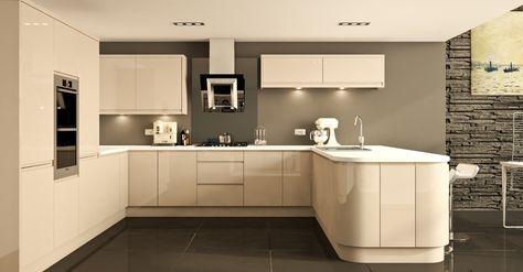 Modern Kitchens   Contemporary Modern Kitchen Designs   Wren Kitchens