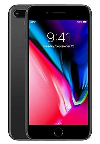 Apple Iphone 8 Plus 64gb Space Gray For At T T Mobile