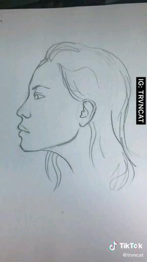 𝕃𝕒𝕣𝕚 🦒 [Vídeo] | Ilustrações gráficas, Desenho de rosto, Tutoriais de desenho de rostos