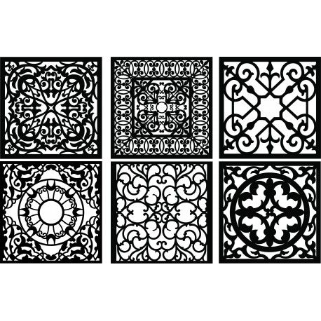 Free Dxf Files For Laser Plasma Router Fiber Free Vector To Download From Filecnc Com Z130 File Cnc In 2020 Wooden Clock Plans Moroccan Lanterns Vector Free
