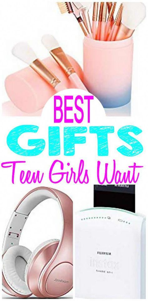Time For Christmas Gifts BEST Teen Girls To