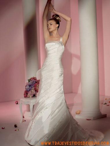 5762 vestido de novia fara sposa | vestidos de novia baratos en