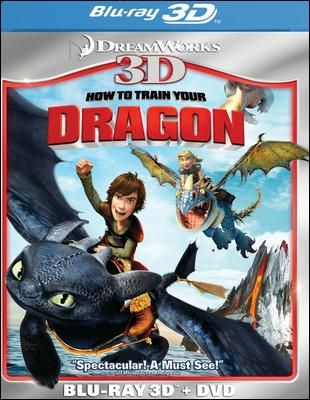How to Train Your Dragon - Blu-ray 3D