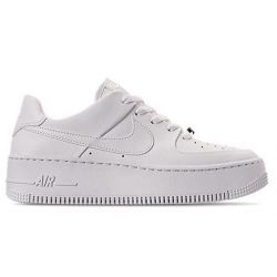 air force 1 blancas plataforma