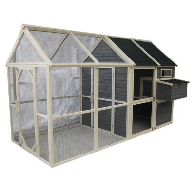 Find Innovation Pet Walk In Deluxe Large Pen Hen Coop 222 20 In The Chicken Coops Pens Category At Tractor Supply Co Innovati Hen Coop Tractor Supplies Coop