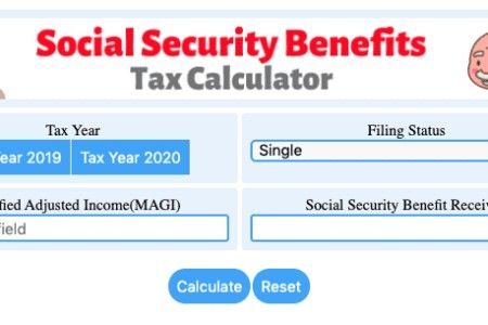 Social Security Benefits You Can Check Estimated Social Security Benefit Calculator Includ Social Security Benefits Adjusted Gross Income Disability Benefit