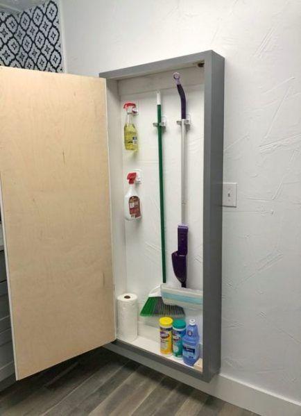 Super Diy Jewelry Armoire Mirror Doors 29 Ideas Armoire Diy Diyjewelryarmoire Doors I Diy And Crafts In 2020 Aufbewahrung Selbstgemacht Diy Schrank Putzschrank