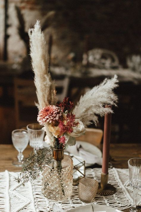 Everything about the decoration on our boho summer wedding - .- Everything about the decoration on our boho summer wedding – Carmushka