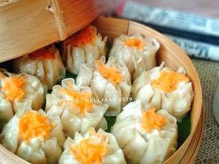 Resep Dimsum Ayam Udang Oleh Susan Mellyani Cookpad Resep Resep Masakan Resep Masakan Sehat