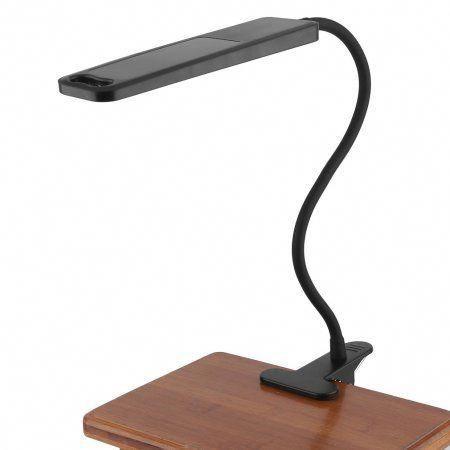 Clamp Stick Table Light Flexible Neck Desk Lamp 36 Led Reading