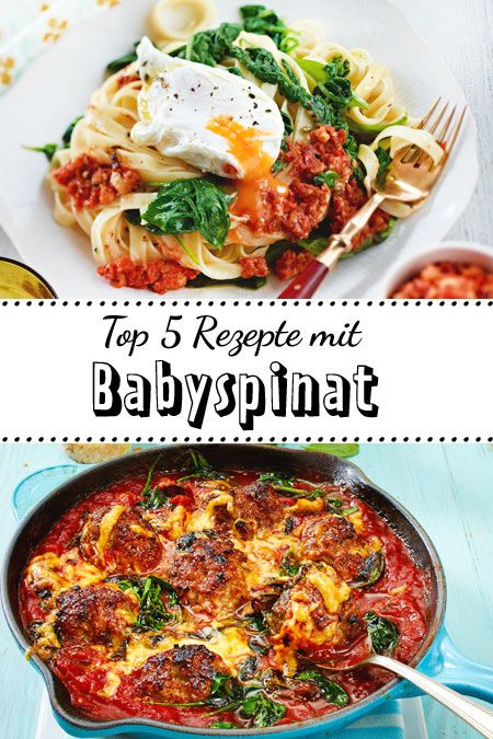 b93fb3e1ead342e9710a09ddbe6580b1 - Babyspinat Rezepte