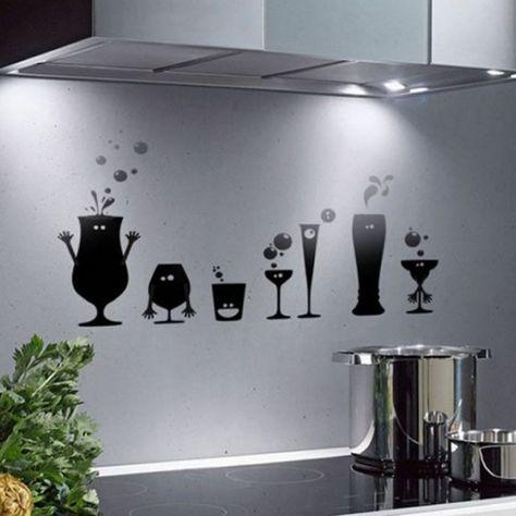 21 Kitchen Wall Decor Ideas